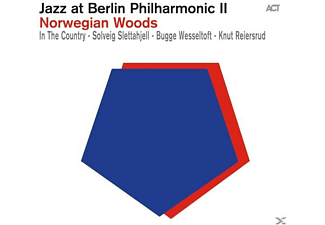 Slettahjell,S./Wesseltoft,B./In The Country/+ - Jazz At Berlin Philharmonic Ii - (CD)