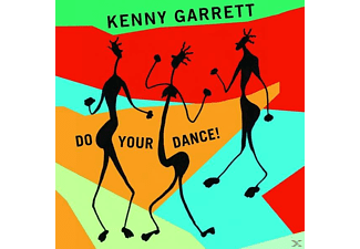 Kenny Garrett - Do Your Dance! [CD]