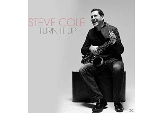 Steve Cole - Turn It Up [CD]