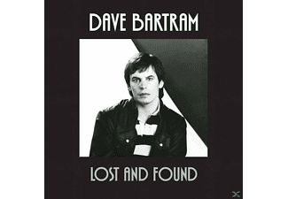 Dave Bartram - Lost And Found [CD]