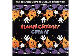 The Flamin' Groovies - Grease - Skydog Singles - (CD)
