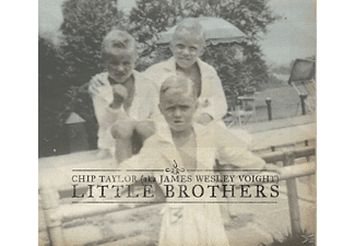 Chip Taylor - Little Brothers [CD]