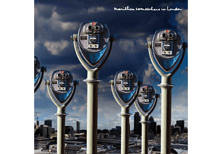 Marillion - Somewhere In London - (CD + DVD Video)