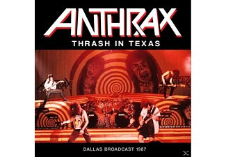Anthrax - Trash In Texas [CD]