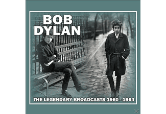 Bob Dylan - The Legendary Broadcasts: 1960-1964 [CD]