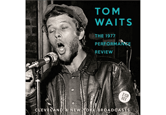 Tom Waits - The 1977 Performance Review [CD]