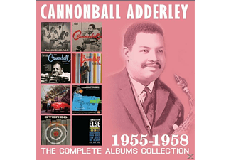 Cannonball Adderley - The Complete Albums Collection: 1955-1958 - (CD)
