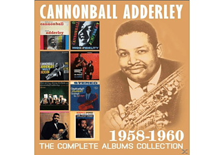 Cannonball Adderley - The Complete Albums Collection: 1958-1960 [CD]