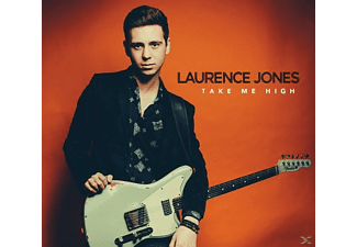 Laurence Jones - Take Me High [CD]