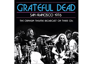 Grateful Dead - San Francisco 1976 [CD]