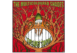 Multicoloured Shades - The Lost Tapes (Lim.Ed/Coloured 10inch) - (Vinyl)