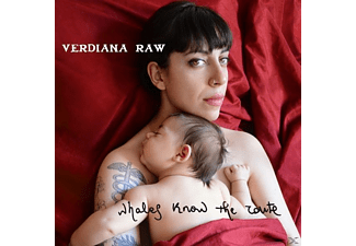 Verdiana Raw - Whales Know The Route - (CD)