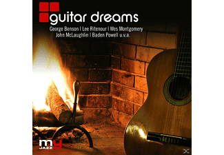 VARIOUS - GUITAR DREAMS (MY JAZZ) - (CD)