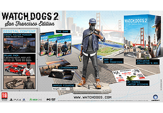 Watch Dogs 2 - San Francisco Edition PS4