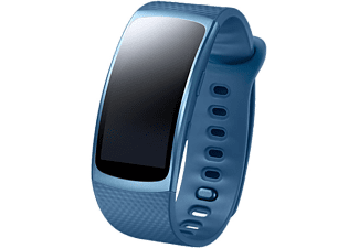 SAMSUNG Gear Fit 2 Blauw S