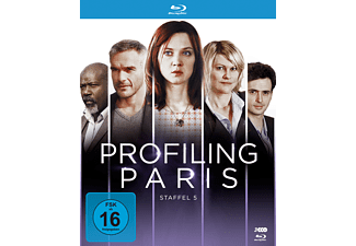 Profiling Paris - Staffel 5 - (Blu-ray)