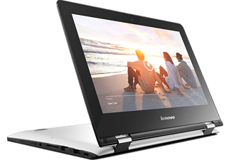 LENOVO Yoga 300 Intel® Celeron® işlemci 4 GB 64 GB 11.6 inç Dokunmatik Windows 10 Notebook 80M100F8TX