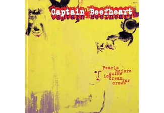 Captain Beefheart - Pearls Before Swine, Ice Cream For Crows - (CD)