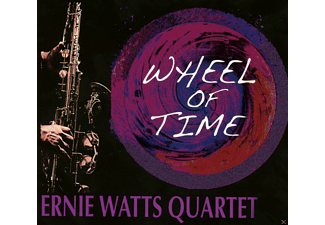 Ernie Quartet Watts - Wheel Of Time - (CD)
