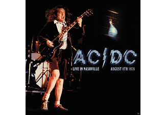 AC/DC - Live In Nashville August 8th 1978 - (Vinyl)