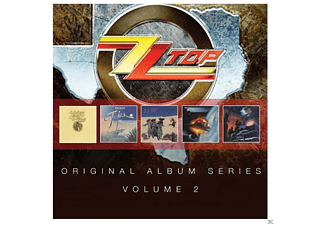 ZZ Top - Original Album Series Vol.2 [CD]