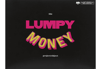 Frank Zappa - Lumpy Money (3CD) - (CD)