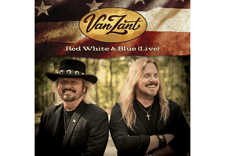 Van Zant - Red White & Blue (Live) - (CD)