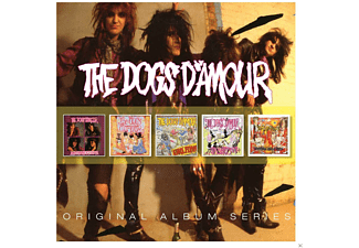 Dogs D'amour - Original Album Series [CD]
