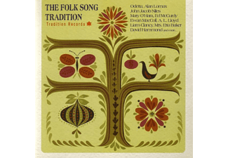 VARIOUS - THE FOLK SONG TRADITION - (CD)