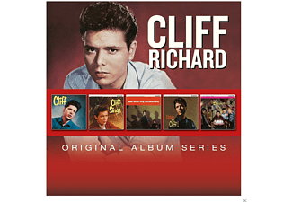 Cliff Richard - Original Album Series [CD]