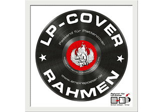 LP Plattencover Rahmen