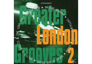 VARIOUS - Greater London Grooves 2 - (CD)