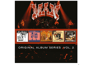 Man - Original Album Series Vol.2 [CD]