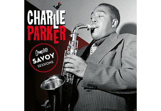 Charlie Parker - Complete Savoy Sessions - (CD)