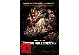 The Curse of Doctor Wolffenstein - (DVD)
