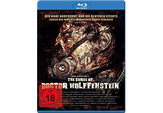 The Curse of Doctor Wolffenstein - (Blu-ray)