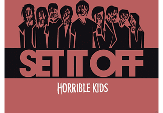 Set It Off - Horrible Kids (Reissue) [CD]