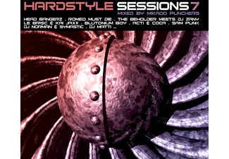 Various - Hardstyle Sessions Vol.7 - (CD)