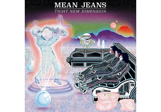 The Mean Jeans - Tight New Dimension - (CD)