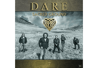 Dare - Sacred Ground - (CD)