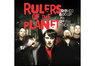 Rulers Of The Planet - Disco Boogie For Death Rockers - (CD)