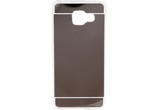 V-DESIGN MIR 018 Backcover Samsung Galaxy A3 (2016) Thermoplastisches Polyuretan Grau