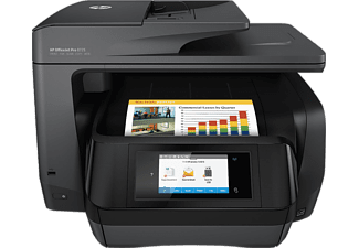 HP Multifunktionsdrucker OfficeJet Pro 8725 (M9L80A#625)