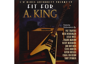 VARIOUS - Fit For A King - (CD)