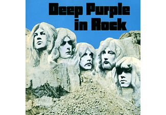 Deep Purple - In Rock (Limitiertes marmoriertes Vinyl / Exklusive Edition) [Vinyl]