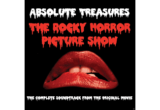 Richard O'brien - The Rocky Horror Picture Show-Absolute Treasures - (CD)