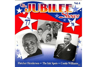 Fletcher Henderson, VARIOUS - The Jubilee Shows 77 & 78 - (CD)