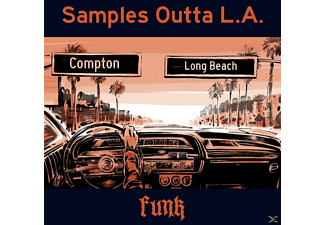 VARIOUS - Samples Outta L.A.-Funk - (CD)