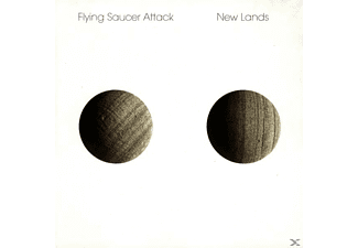 Flying Saucer Attack - NEW LANDS - (CD)