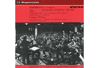 Sir John Barbirolli, Sinfonia Of London - Barbirolli Conducts English String Music [Vinyl]
